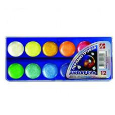 Акварельные краски Перламутровые (5840)