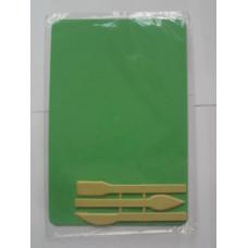 Доска для лепки с тремя стеками (Ж-К-3033)
