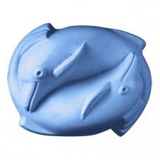 Форма для мыла Дельфинчики (2DOL1136)