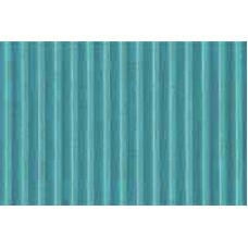 Гофрокартон мелкий голубой, 220 г/.м.кв.