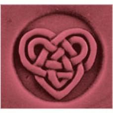 Штамп для мыла Кельтское сердце (STP-CELTHT6005)