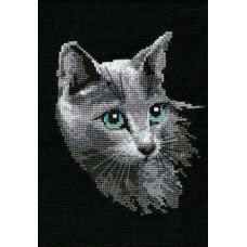 Серый кот (764)