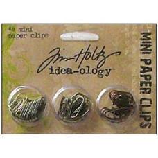 Набор мини-скрепок Mini Paper Clips, Tim Holtz (TIMTH.92791)