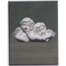 Ангелы-близнецы  (маленькие) (БР-B01004)
