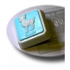 Форма для мыла Овен