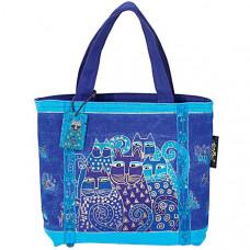 Сумка Laurel Burch Mini Bag, Indigo Cats (LB415)