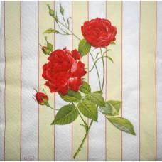 Салфетка Элегантная роза (064)