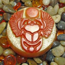 Форма для мыла Скарабей (EGYPT1207)