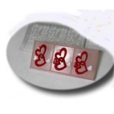 Форма для мыла (под нарезку) Сердечки