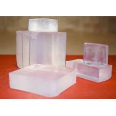 Основа для мыла Crystal SLS Free (прозрачная), Англия, 500 гр.
