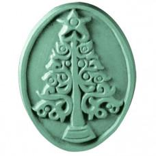 Формы для мыла Большая елка, 3 шт. (XMAS1160)