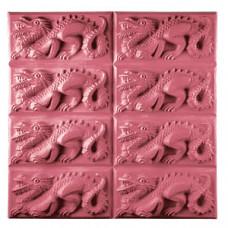 Форма для мыла (под нарезку) Дракон (TR-DRAG1144)