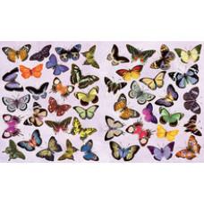 Бумага для декупажа Бабочки (KR-B8005)