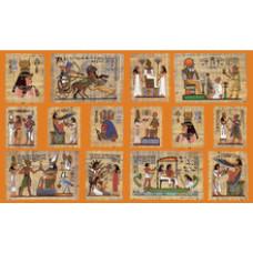 Бумага для декупажа Египет (KR-8048)