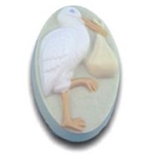 Форма для мыла C Рождением! (CC 174)