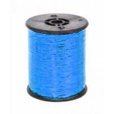 Металлизированная нить (голубой)