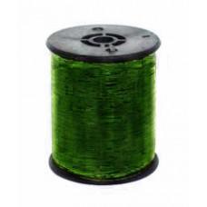 Металлизированная нить (зеленый)
