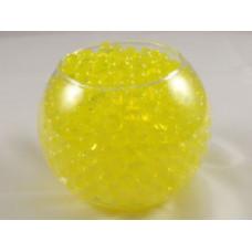 Гидрогель декоративный, Желтый (9870)