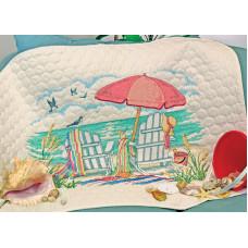 Одеяльце На пляже (70-03242)