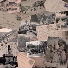 Бумага Воспоминания, мотив 96 (UR-70000096R) (100)