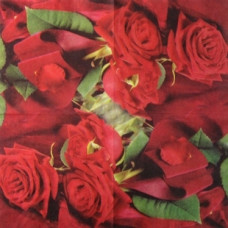 Салфетка Буйство роз (163)