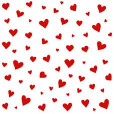 Салфетка Миллион сердец (171)