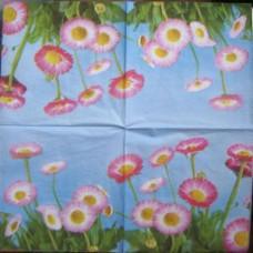 Салфетка Розовые маргаритки (198)