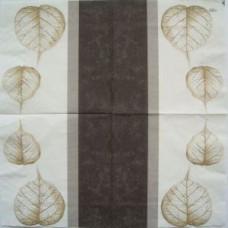 Салфетка Скелетированные листья (199)