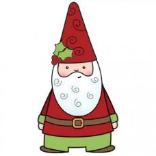 Штамп Christmas Santa Gnome (2333)
