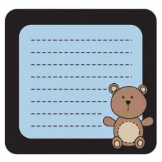 Штамп Little Cutie Bear Frame (2929)