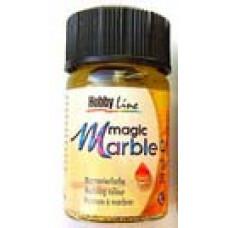 Краска для марморирования универсальная Magic Marble, glitter ЗОЛОТО (KR-73224)