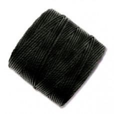 Капроновая нить, черная, 0,7мм
