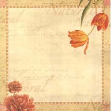 Лист бумаги Воспоминания, мотив 03 (UR-70000003R) (103)