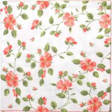 Салфетка Плетение диких роз (222)