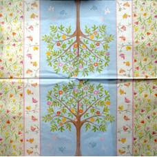Салфетка Райские деревья (266)