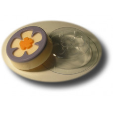 Форма для мыла Анютины глазки
