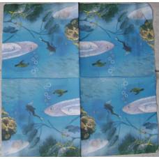 Салфетка Океан (272)