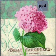 Салфетка Розовая гортензия (276)