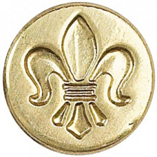 Сургучная печать, Fleur De Lis (727FLE)