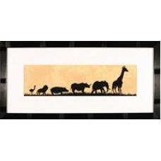 Парад диких животных - Parade of Wild Animals (PN8168)