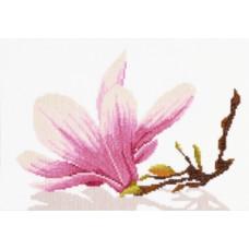 Цветок магнолии на ветке - Magnolia Twig w/flower (PN8162)