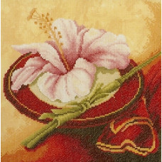 Цветы с Востока 1 - Flowers from the Orient 1 (35007)*
