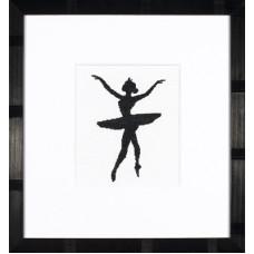 Силуэт балерины 3 - Ballet Silhouette 3 (PN8133)