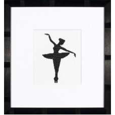 Силуэт балерины 1 - Ballet Silhouette 1 (PN8131)