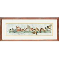 Птицы - The Pecking Order (PN7963)