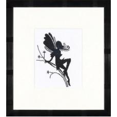 Силуэт маленькой феи 1 - Little Fairy Silhouette (PN8194)