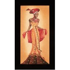 Африканская модница I - African Fashion I (PN8096)