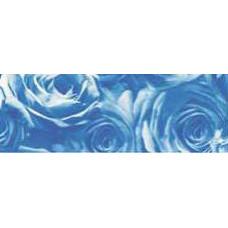 Калька Флора, розы,светло-синий 115г. (UR-50614606R)