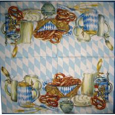 Салфетка Королевский завтрак (298)