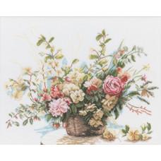 Корзина роз - Book of Roses (PN8004)